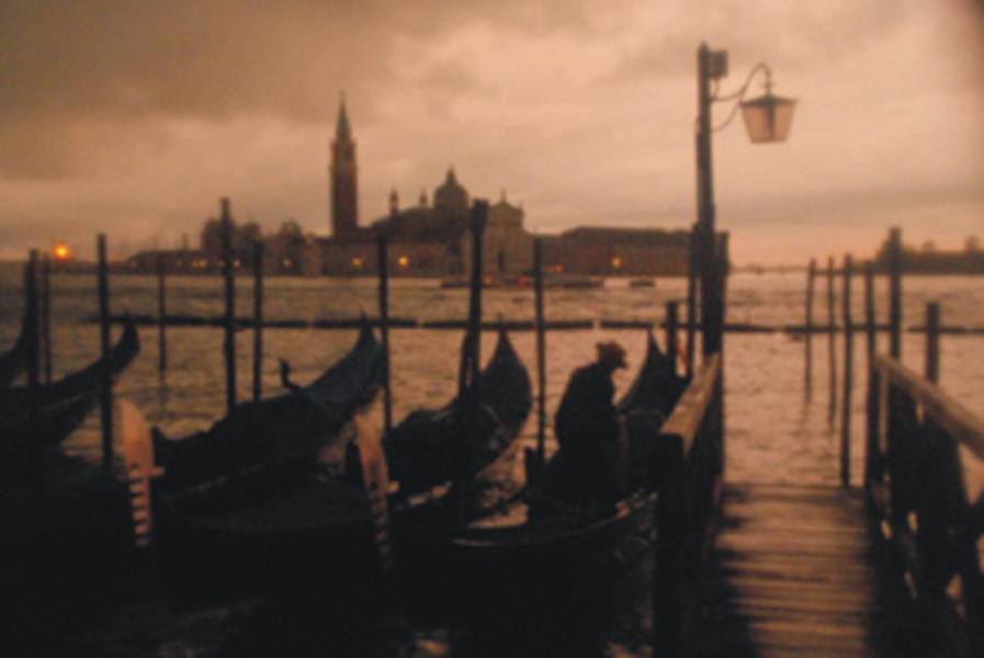 Venice Day's End